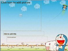 DORAEMON - PPT TEMPLATE