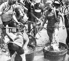 vintage everyday: Tour de France In The Early 1930s