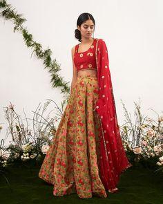 The Summer Edit – ManiJassal Indian Wedding Outfits, Pakistani Outfits, Indian Outfits, Wedding Dresses, Indian Attire, Indian Wear, Desi Clothes, Indian Clothes, Designer Bridal Lehenga