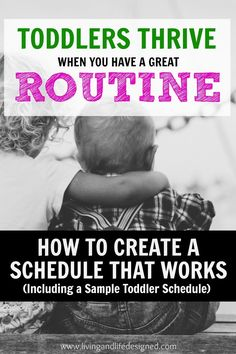I need a routine for our baby so bad, I'm going crazy! This sample schedule is amazing and really very helpful so we can get our schedule in place.