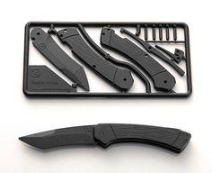 Quiero uno de cada color y los quiero YA.               — Klecker Knives & Tools