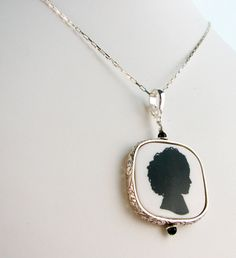 SUMMER SALE N50  Photo Pendant in a by DelaneyPhotoJewelry on Etsy, $126.65