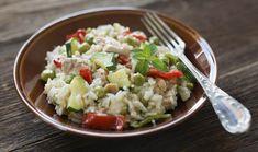 Rizsdiéta – mert a rizs fogyaszt is! Bacon, Potato Salad, Potatoes, Ethnic Recipes, Food, Diet, Asparagus, Yummy Recipes, Essen