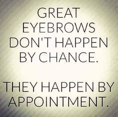 HD Brows!