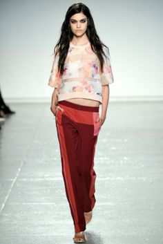 Le Chic Picks: Favourite Trends from the Spring 2014 Runway Collections   Le Chic By Nadia