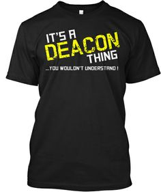 DEACON Thing (LIMITED EDITION) Tee | Teespring