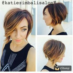 Who follows this stylist @katiezimbalisalon.  She did this color.  She just lost tons of following today.  Let's get her some back :) @katiezimbalisalon @katiezimbalisalon. Cut done by @dillahajhair @dillahajhair