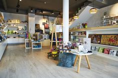 Fjordlys - Skandinavien mitten in Wien. Breite Gasse 9 / 1070 Scandinavian House, Design Shop, Design House Stockholm, Shops, Loft, Bed, Furniture, Shopping, Home Decor