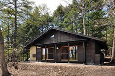 translation missing: jp.color.家.黒色のtranslation missing: jp.style.家.modern家のデザイン:南側外観をご紹介。こちらでお気に入りの家デザインを見つけて、自分だけの素敵な家を完成させましょう。