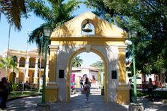 Ciudad de Comayagua Honduras