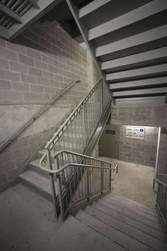 Lapeyre Stair Steel Welded Egress Stairs Steel Welded
