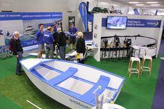 Quickboat is Here! #QBlaunch #SydneyBoatShow #unfoldfreedom #quickboat