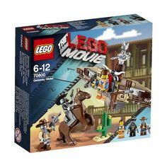 """Sorteamos 2 Sets de LEGO de """"La Lego Película"""""""