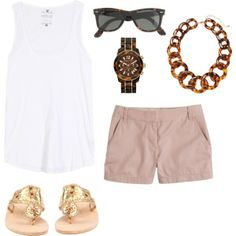 """""""Tortoise Time!"""" by they-call-me-preppy on Polyvore pinfashionblog"""