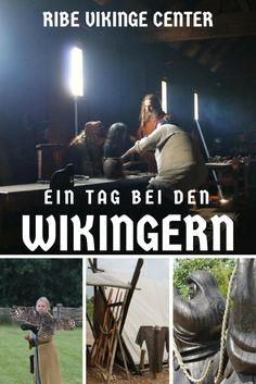 Ribe ist die älteste Stadt Dänemarks. Im Ribe Vikinge Center kann man einen Tag mit den Wikingern verbringen. Ein tolles Freilichtmuseum, perfekt für den Urlaub in Dänemark mit Kindern.