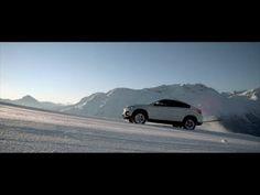 BMW xDrive vs. snowcat