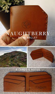 Naughtberry Mens Wallet