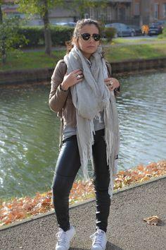 Perfecto en daim #perfecto  #outfit  #jean  #winter  #look