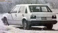 OG | 1988 Volvo 440 - G1 Project | Early prototype dated Sept. 1980