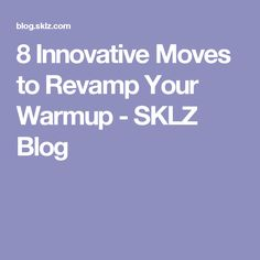 CrossFit Warmup and Recovery Strategies SKLZ Team Captain Evan Longoria Prepares for Spring Training at EXOS Crossfit Warmup, You Fitness, Fitness Tips, Strength Training, Innovation, Blog, Basketball, Strength Workout, Body Weight Workouts