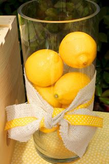 La Belle Parties: Lemonade Stand Photo Shoot