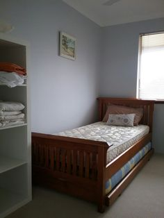 Two single bed room upstairs