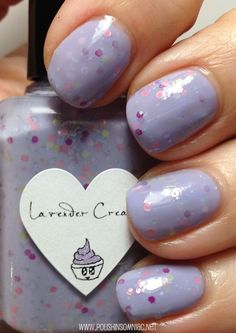 The Hungry Asian Lavender Cream