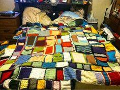 Treasures Made From Yarn: WIP Wednesday Free Knitting, My Works, Wednesday, Crocheting, Knit Crochet, Crochet Patterns, Blanket, Crafts, Crochet