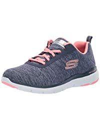 Skechers Women's Flex Appeal 3.0 Sneaker Sketchers, Women's Shoes, Handbags, Stylish, Sneakers, Fashion, Tennis, Moda, Woman Shoes