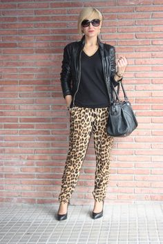 My Trendy Dream: LEOPARD PANTS