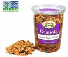 What better way to enjoy the fall weather than by bringing Brown Sugar Crunch Granola (now GMO free) with you on your next nature walk!