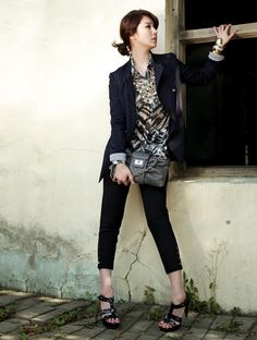 Yoon Eun Hye Fashion
