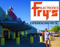 16) From their start in Silicon Valley, Fry's Electronics has grown to over a $2 billion company. If you have the pleasure of visiting one of their stores you are in for a treat. With 34 themed stores in 9 states, visiting a Fry's cannot be compared to visiting any other big box retailer.