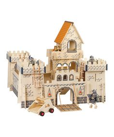 Take a look at this My Royal Castle by EDUCO on #zulily today!