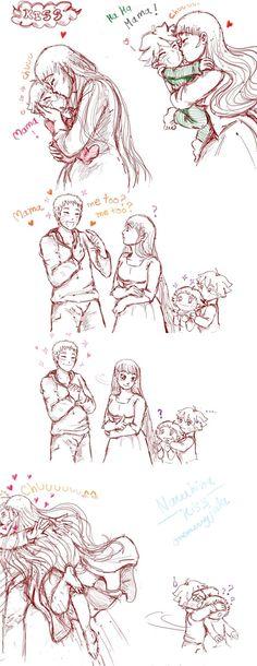 63 Ideas For Funny Couple Pictures Sweets Anime Naruto, Naruto Comic, Naruto Cute, Naruto Shippuden Anime, Uzumaki Family, Naruto Family, Naruto Couples, Boruto Naruto Next Generations, Sarada E Boruto