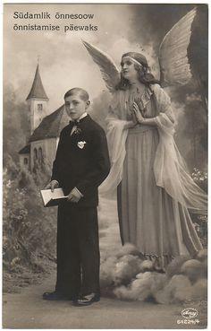 Веб-Портал Музеев - Fotopostkaart: Õnnistamise päevaks