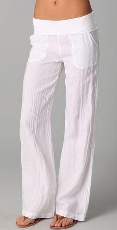 Fold Over Cropped Leggings | Leggings