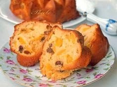 #Κέικ με #ροδάκινα #nostimiesgiaolous Muffin, Eat, Breakfast, Recipes, Food, Posts, Morning Coffee, Messages, Essen