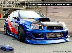 Modifeli Subaru