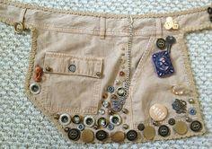 Retro Rack: Steampunk DIY pocket belt