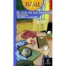 El club de los asesinos limpios. 2000 Una inquietante carta, un número de teléfono y la noticia de la muerte de la nodriza de su tío, despiertan la curiosidad de Antonio que decide convertirse en uno de los muchos detectives de las novelas que tanto adora.