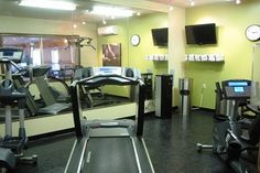 Country Inn & Suites By Carlson  Manfield, OH - Fitness Center