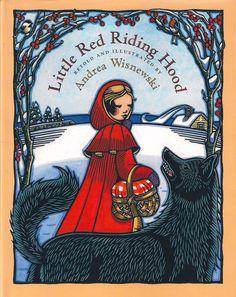 The Art of Children's Picture Books: Little Red Riding Hood   Andrea Wisnewski