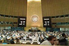 NACIONES UNIDAS VOTA EN CONTRA DE LOS BUITRES 136 a favor 6 en contra y 40 abstenciones .  Una comisión de La ONU en julio del 2015 dictaminó contra los fondos buitres y dar garantías a las reestructuraciones soberanas , el plenario voto masivamente a favor de los Estados Soberanos , solo se opusieron EEUU , Japón , Inglaterra , Canada , Alemania , e Israel .  Esta votación esta en consonancia con lo denunciado por el PaPa Francisco , la globalización financiera y los fondos buitres que…