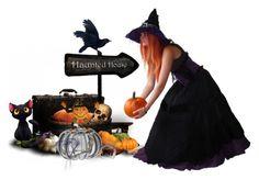 """Mr. Pumpkin's Prized Glass Pumpkin"" by freida-adams ❤ liked on Polyvore featuring art"