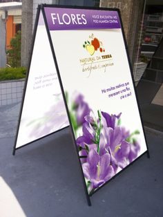 Banner para cavalete