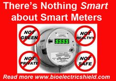 There's Nothing Smart about smart Meters