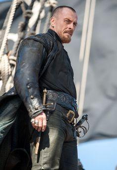 'Black Sails': Toby Stephens on Season 3 and the Return of Blackbeard