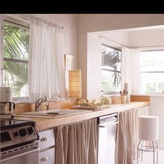 This will be my kitchen for my beach  house in Hawaii one day ;)