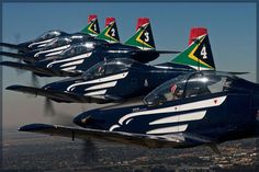 Silver Falcons Aerial Display South African Air Force South African Air Force, Air Planes, Red Arrow, Korean War, Jet Plane, Falcons, North Africa, Military Aircraft, Jets